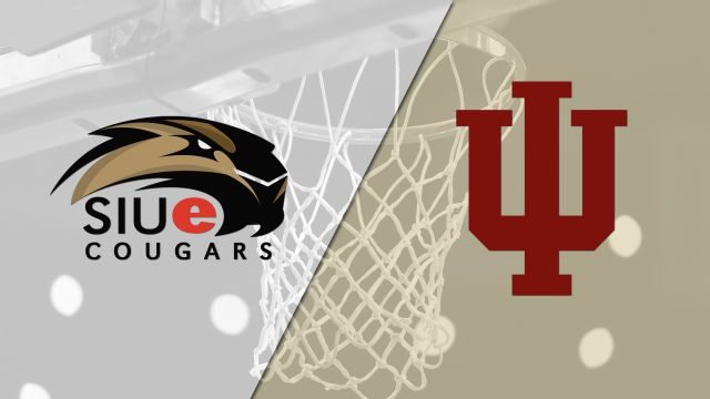 Southern Illinois-Edwardsville vs. #13 Indiana (M Basketball)