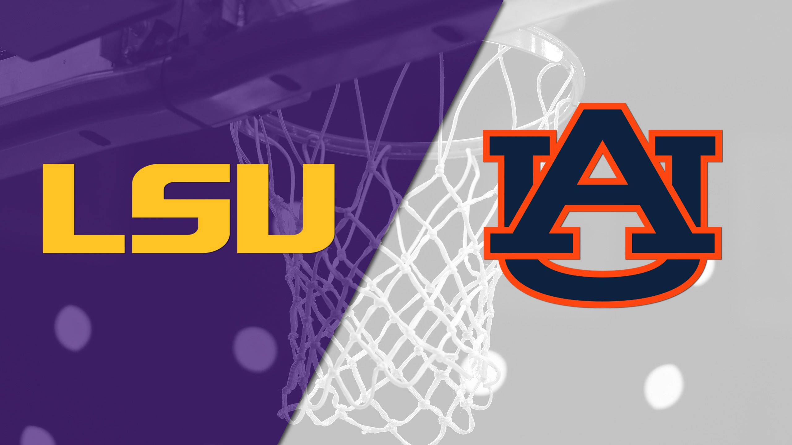 LSU vs. Auburn (M Basketball)