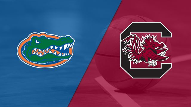 #19 Florida vs. #24 South Carolina (M Basketball)