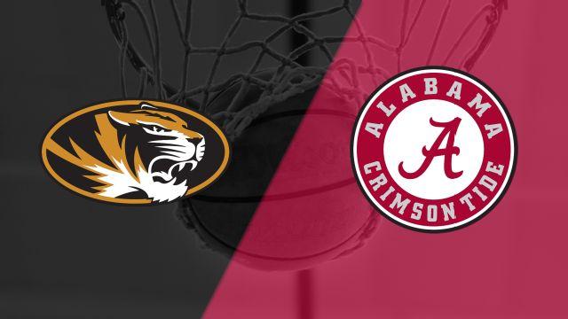 Missouri vs. Alabama (M Basketball) (re-air)