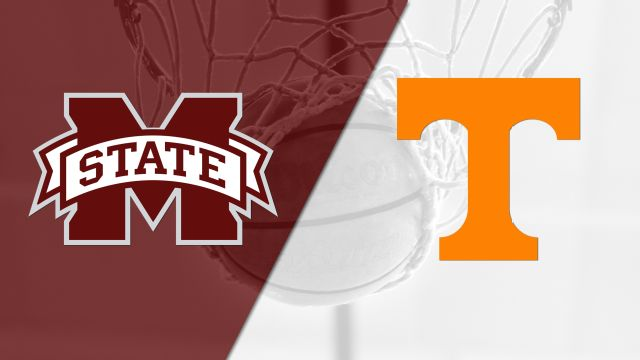 Mississippi State vs. Tennessee (M Basketball)