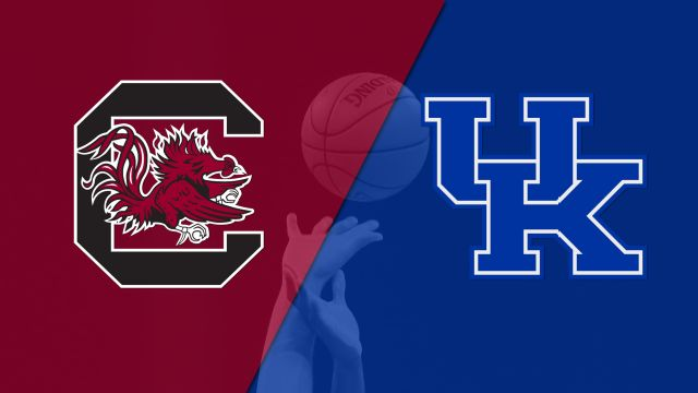 #24 South Carolina vs. #5 Kentucky (M Basketball)