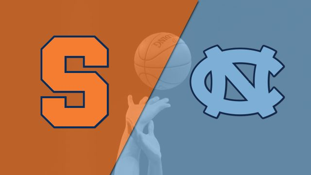 Syracuse vs. #9 North Carolina (M Basketball)
