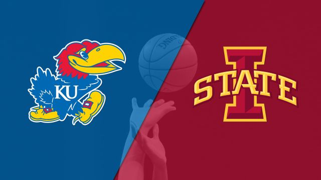 #2 Kansas vs. Iowa State (M Basketball)