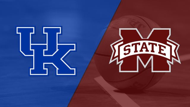 #5 Kentucky vs. Mississippi State (M Basketball)