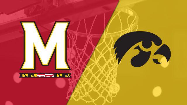 #25 Maryland vs. Iowa (M Basketball) (re-air)