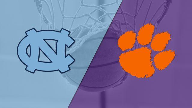 #14 North Carolina vs. Clemson (M Basketball)