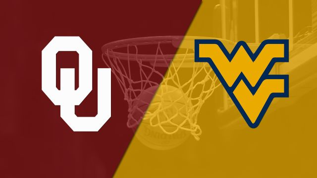 Oklahoma vs. #7 West Virginia (M Basketball)