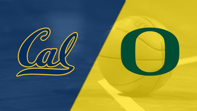 California vs. #11 Oregon (M Basketball)