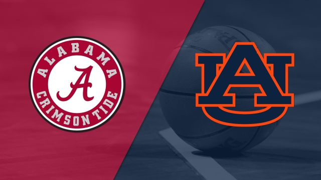 Alabama vs. Auburn (M Basketball)
