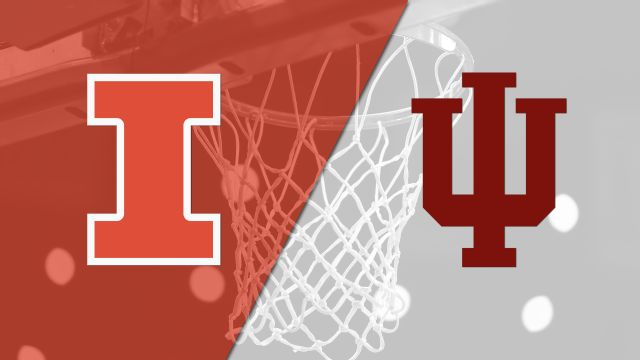 Illinois vs. Indiana (M Basketball)