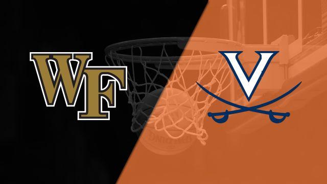 Wake Forest vs. #11 Virginia (M Basketball)