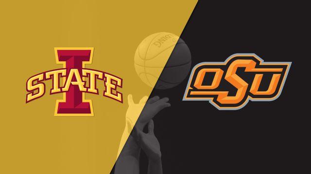 Iowa State vs. Oklahoma State (M Basketball)