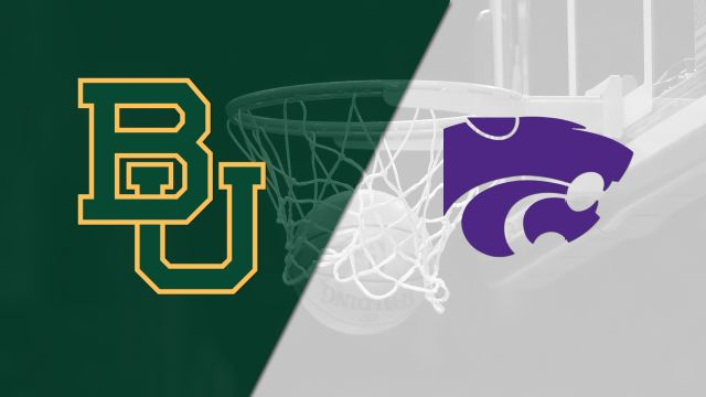 #1 Baylor vs. #25 Kansas State (M Basketball)