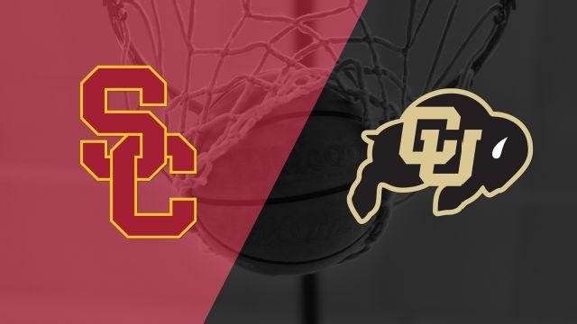 #25 USC vs. Colorado (M Basketball)