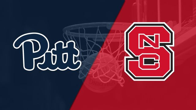 Pittsburgh vs. NC State (M Basketball)