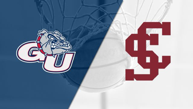 #4 Gonzaga vs. Santa Clara (M Basketball)
