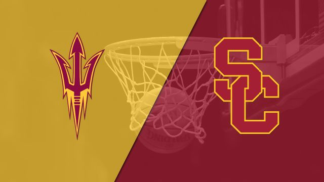Arizona State vs. USC (M Basketball)