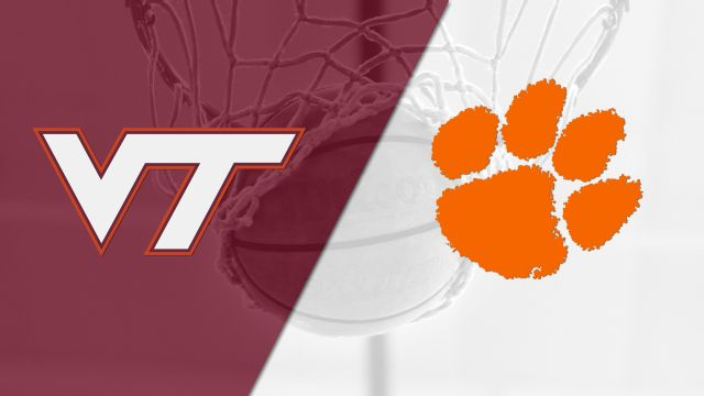 Virginia Tech vs. Clemson (M Basketball)