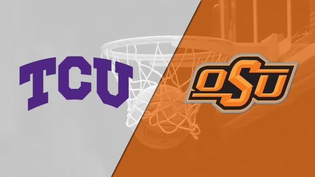 TCU vs. Oklahoma State (M Basketball)