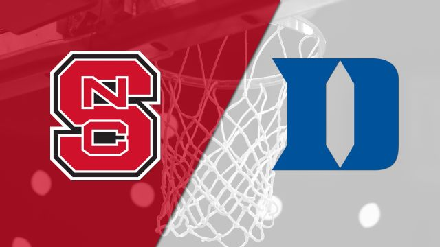 NC State vs. #17 Duke (M Basketball)