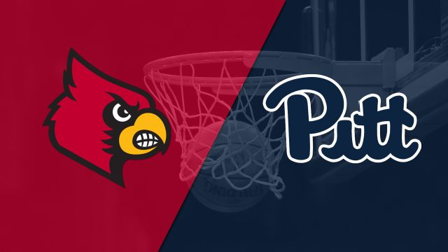 #13 Louisville vs. Pittsburgh (M Basketball)