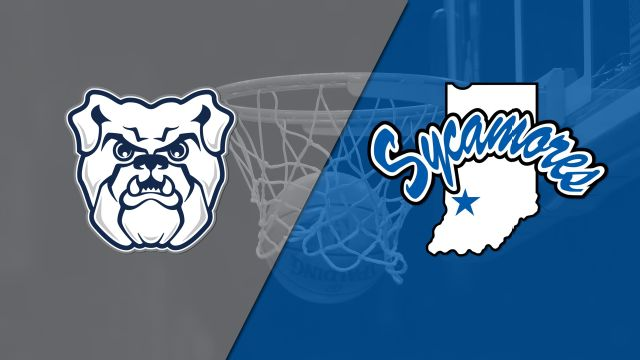 #16 Butler vs. Indiana State (M Basketball)