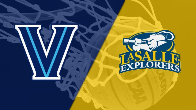 #1 Villanova vs. La Salle (M Basketball)