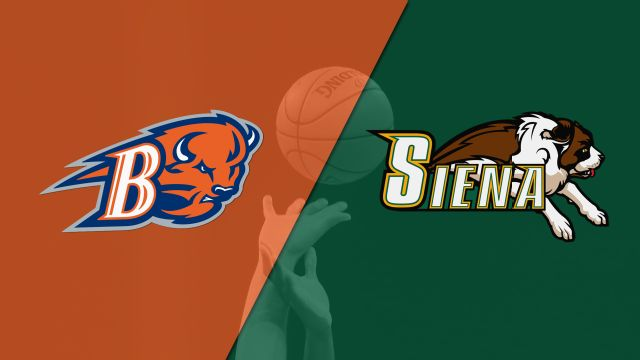 Bucknell vs. Siena (M Basketball)