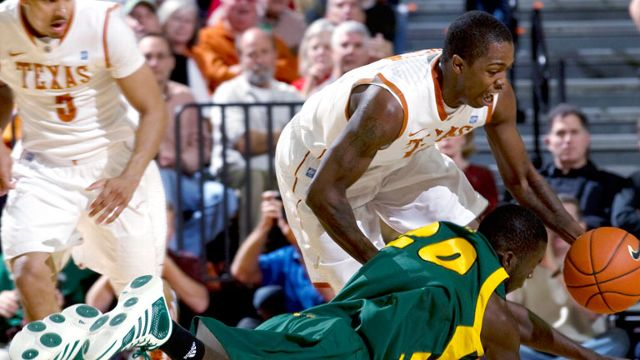 Baylor vs. #3 Texas - 02/12/2011 (re-air)