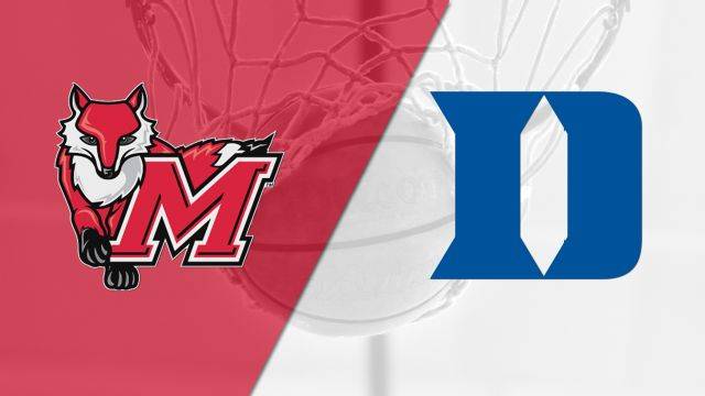 Marist vs. #1 Duke (M Basketball)