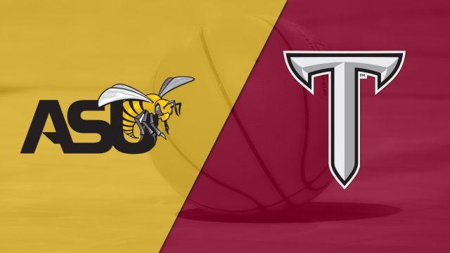Alabama State vs. Troy (M Basketball)