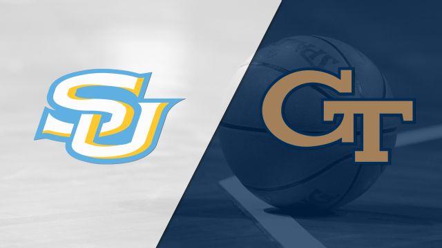 Southern vs. Georgia Tech (M Basketball)