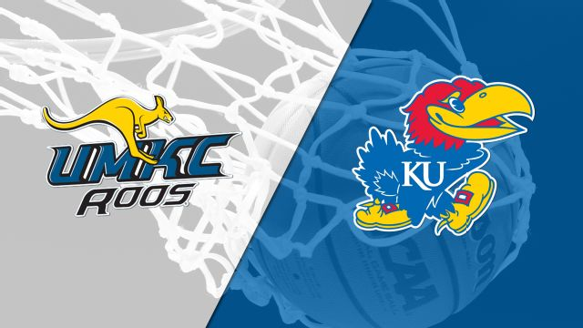 UMKC vs. #3 Kansas (M Basketball)