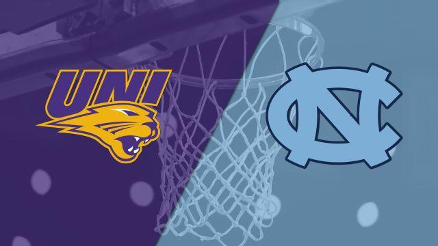 Northern Iowa vs. #8 North Carolina (M Basketball)