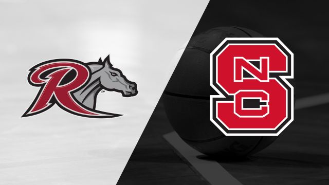 Rider vs. NC State (M Basketball)