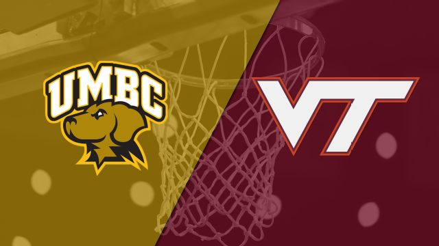 UMBC vs. Virginia Tech (M Basketball)