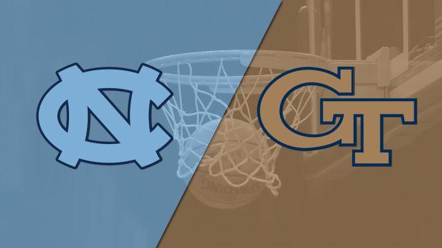 #9 North Carolina vs. Georgia Tech (M Basketball)