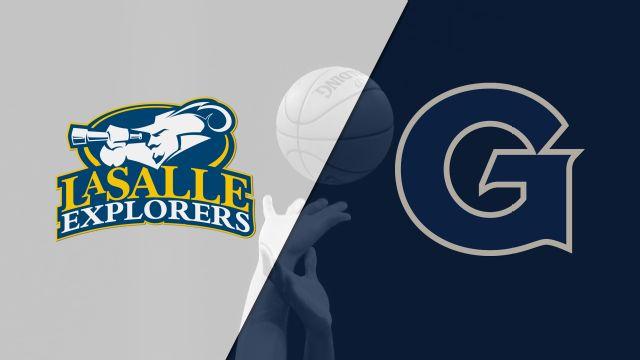 La Salle vs. Georgetown (M Basketball)