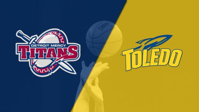 Detroit vs. Toledo (M Basketball)