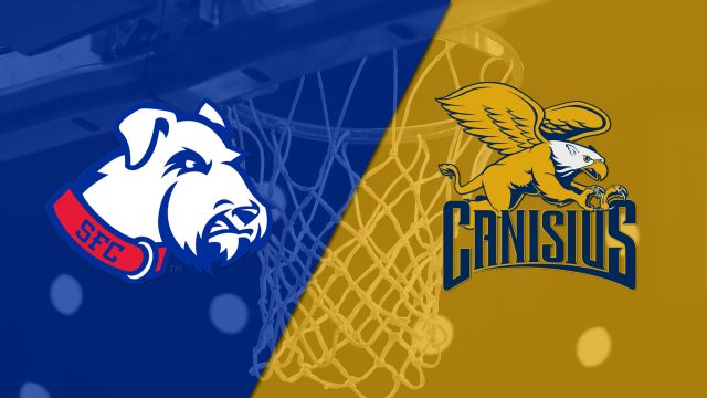 St. Francis (BKN) vs. Canisius (M Basketball)