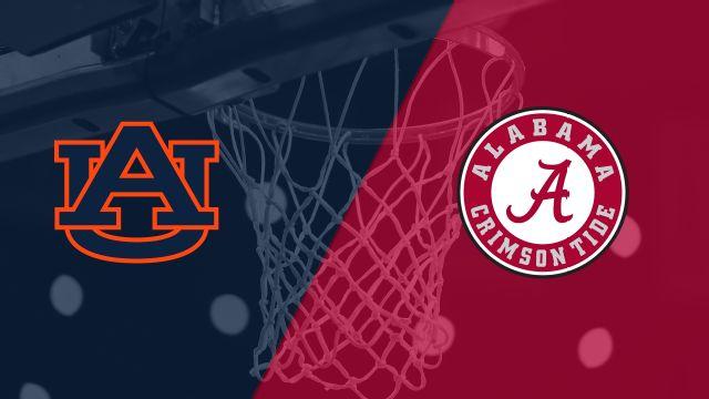 Auburn vs. Alabama (M Basketball)
