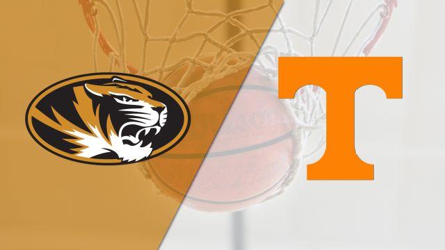 Missouri vs. Tennessee (M Basketball)