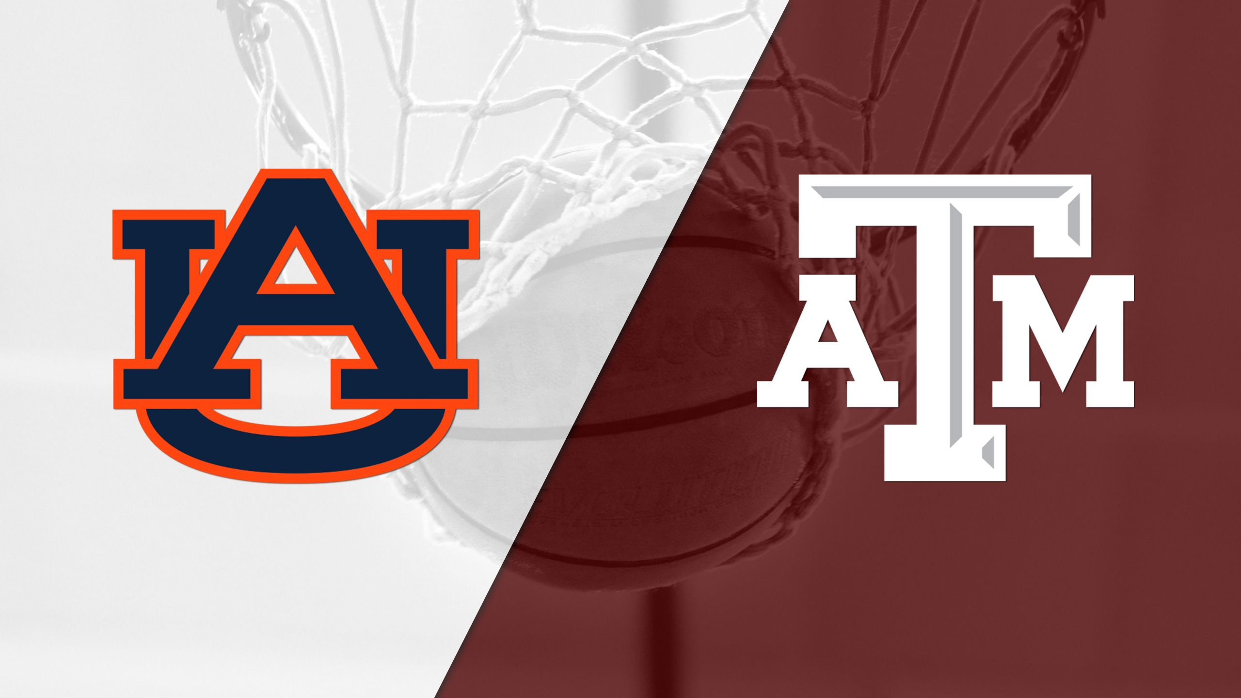Auburn vs. Texas A&M (M Basketball)