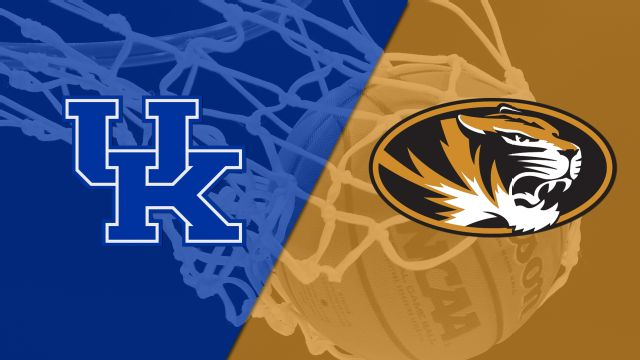 #11 Kentucky vs. Missouri (M Basketball)