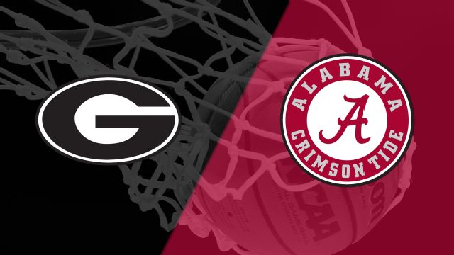 Georgia vs. Alabama (M Basketball)