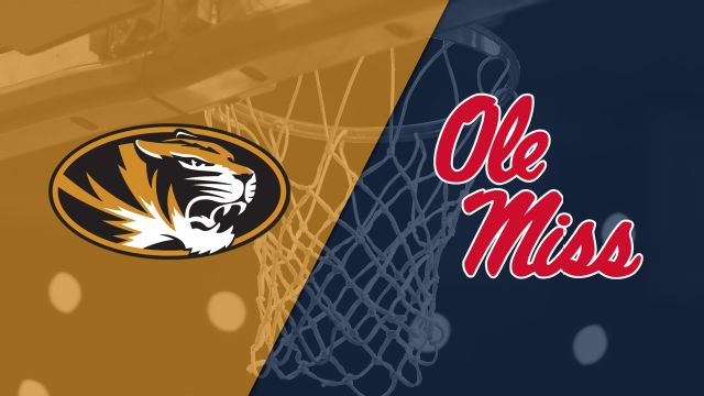 Missouri vs. Ole Miss (M Basketball)