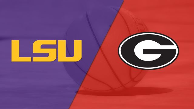 LSU vs. Georgia (M Basketball)