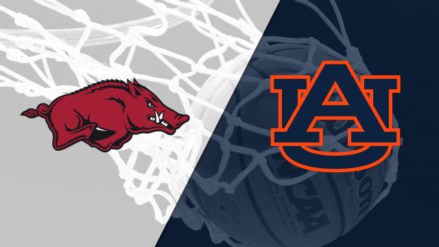 Arkansas vs. Auburn (M Basketball)