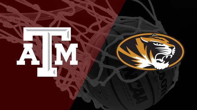 Texas A&M vs. Missouri (M Basketball)